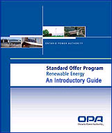 Standard Offer Program Guide